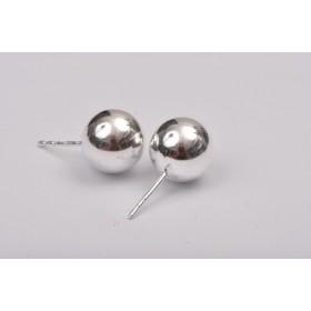 G841-Charm banut argint 925 14mm I LOVE YOU