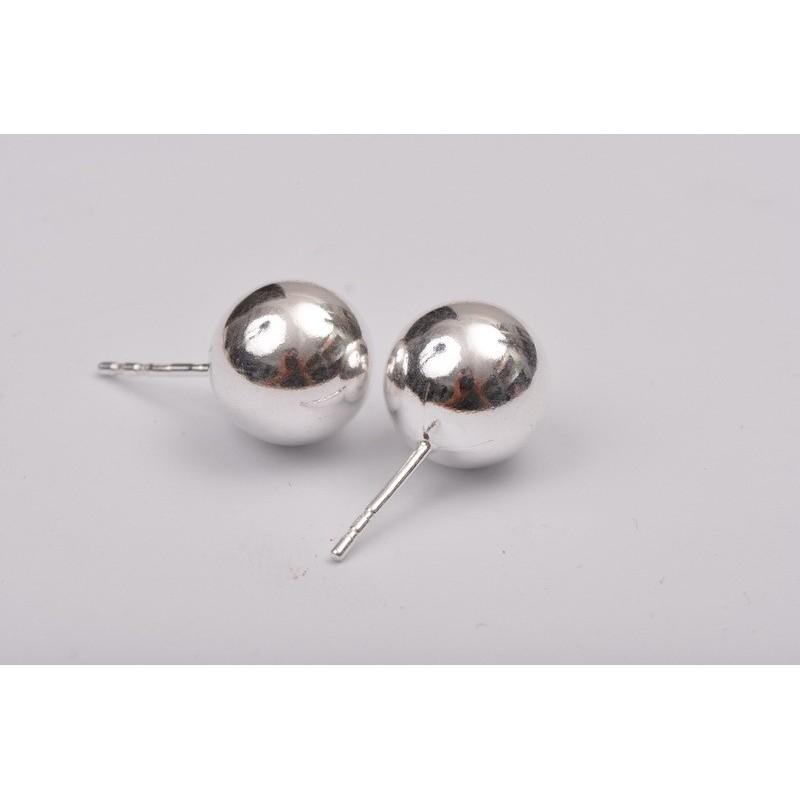 G0841-G-Charm banut argint 925 14mm I LOVE YOU