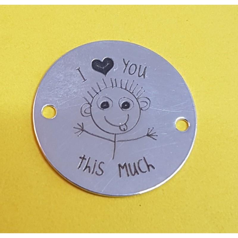Swarovski Elements CERALUN VRAC SHINNING RED A+B 25gr