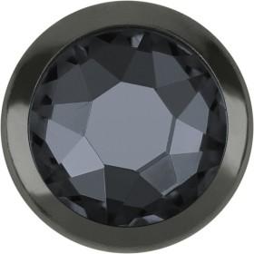 P2623-SWAROVSKI ELEMENTS 2612 Blue Shade Foiled 10mm