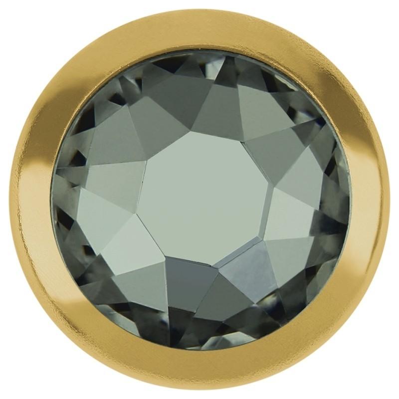 Swarovski Elements CERALUN VRAC SHINNING GREEN A+B 25gr