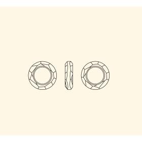 P2630-SWAROVSKI ELEMENTS 4841-Crystal Golden Shadow Unfoiled 4mm