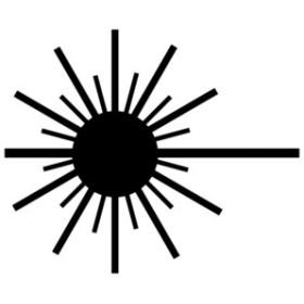 P2646-Swarovski Elements 2753 Crystal Aurore Boreale Foiled 14mm