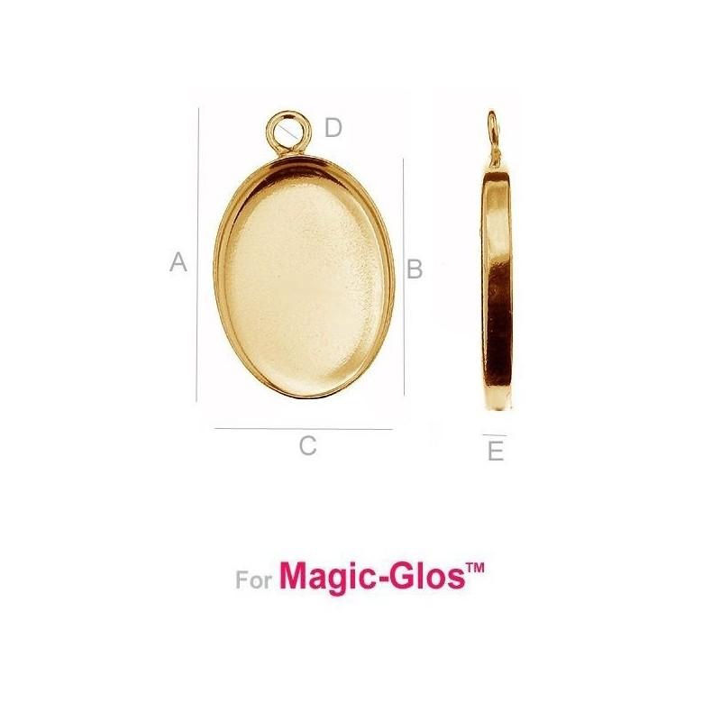 G0910-Bilute stardust 8mm gaura de 1.9mm