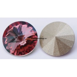 P2659-SWAROVSKI ELEMENTS 1122 Crystal Antique Pink SS47-11mm