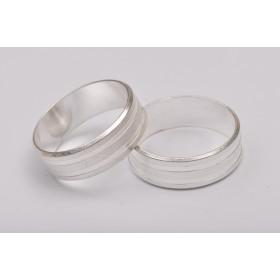 G954-Tije pentru Swarovski jellyfish 2612 6mm 1 buc