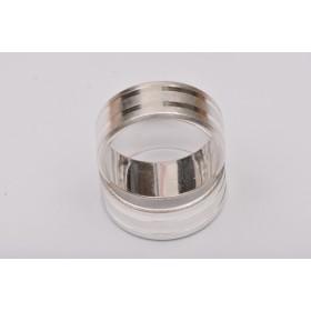 G0963-Zale argint 925 dimensiune 1.3x5.5mm interior 2.5mm
