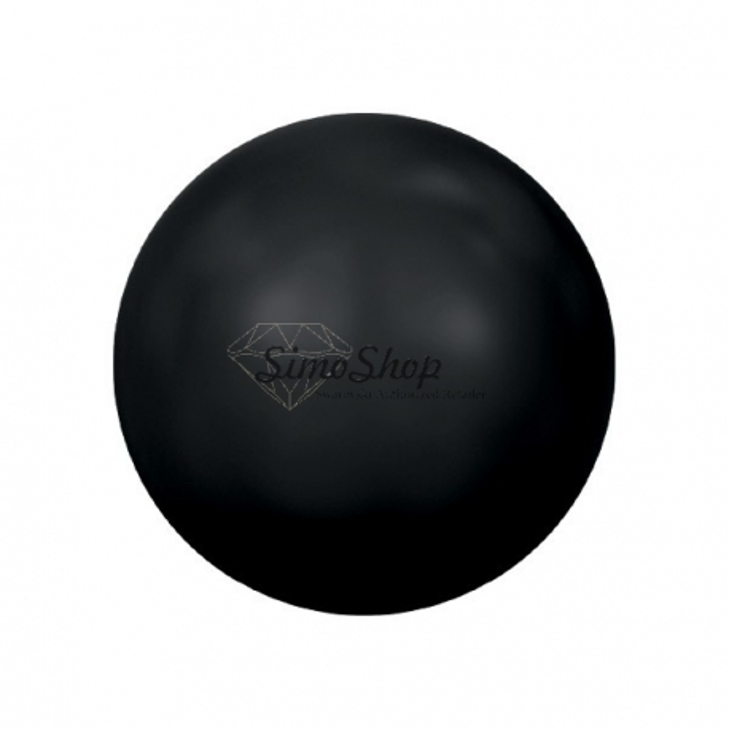 2579-Swarovski Elements 5818 Crystal Mystic Black Pearl 6mm