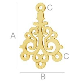 2573-Swarovski Elements 5818 Crystal Red Coral Pearl 6mm