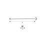 P0967-Swarovski Elements 2585 Emerald 14mm HOTFIX