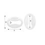 P0971-SWAROVSKI ELEMENTS 1122 Crystal Aurore Boreale F 12mm-1buc