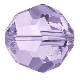 2609-Swarovski Elements 5000 Violet Aurore Boreale 4mm-1 buc