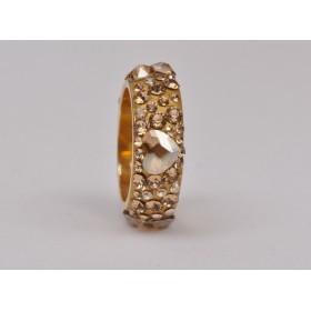 G979-Distantier argint 925 8x3.5mm pentru bratari pandora
