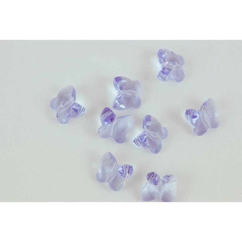 2637-Swarovski Elements 4122 Crystal Ivory Cream Unfoiled 8x6mm 1 buc