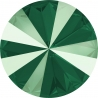 P2749-SWAROVSKI ELEMENTS 1122 Royal Green Unfoiled 12mm-1buc