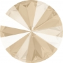 P2753-SWAROVSKI ELEMENTS 1122 Ivory Cream Unfoiled 12mm-1buc