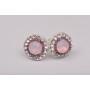 P2757-Swarovski Elements 1088 Rainbow Dark Foiled SS29 6mm