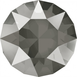 P2761-Swarovski Elements 1088 Dark Grey Unfoiled SS29 6mm