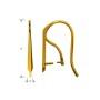 P2765-Swarovski Elements 1088 Ivory Cream Shiny Unoiled SS39 8mm