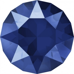 P2769-Swarovski Elements 1088 Royal Blue Unfoiled SS39 8mm