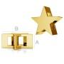 P2770-Swarovski Elements 1088 Dark Grey Unfoiled SS39 8mm