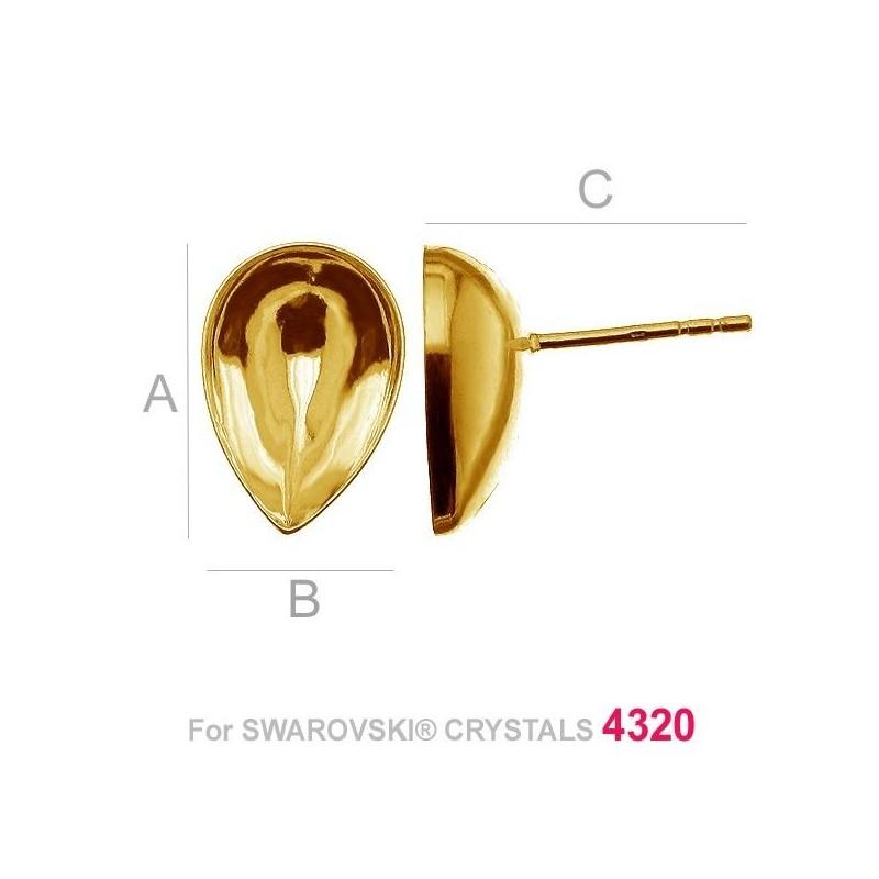 2662-SWAROVSKI ELEMENTS 2088 Crystal Dark Red Shiny UF SS16-4m