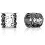 2667-SWAROVSKI ELEMENTS 2088 Crystal Royal Blue Unfoiled SS20-4.8m