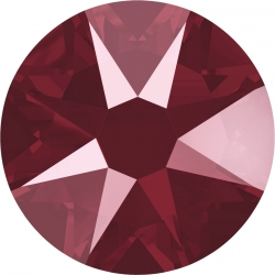 P2781-SWAROVSKI ELEMENTS 2088 Crystal Dark Red Unfoiled SS30-6,5m