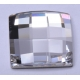 P1012-Swarovski Elements 2493 Chessboard FB Crystal F 12mm 1 buc