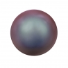 2679-Swarovski Elements 5818 Iridescent Red Pearl 10mm