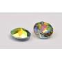 P1682-Swarovski Elements 1088 Silver Night Foiled SS39 8mm
