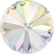 P0033-SWAROVSKI ELEMENTS 1122 Crystal Aurore Boreale F 16mm-1buc