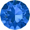 P1684-Swarovski Elements 1088 Sapphire Foiled SS39 8mm