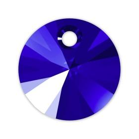 2102-Swarovski Elements 1088 Light Sapphire Foiled PP 18 2.5mm