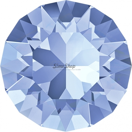 2102-Swarovski Elements 1088 Light Sapphire Foiled PP 18 2.5mm