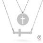 2120-Swarovski Elements 1088 Rose Foiled PP 18 2.5mm-1 buc