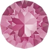 P1964-Swarovski Elements 1088 Rose Foiled SS29 -6mm