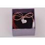 P1255-Swarovski Elements 1088 Vintage Rose Foiled SS34 7mm 1 buc