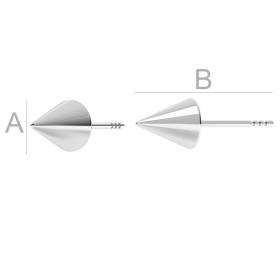 P2193-SWAROVSKI ELEMENTS 6020 Crystal Golden Shadow 18mm 1 buc