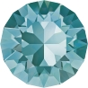 P2431-Swarovski Elements 1088 Light Turquoise Foiled SS39 8mm