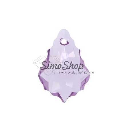 P0875-Swarovski Elements 6090 Violet 22x15mm-1 buc