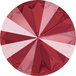 P2905-SWAROVSKI ELEMENTS 1122 Royal Red Unfoiled 14mm-1buc
