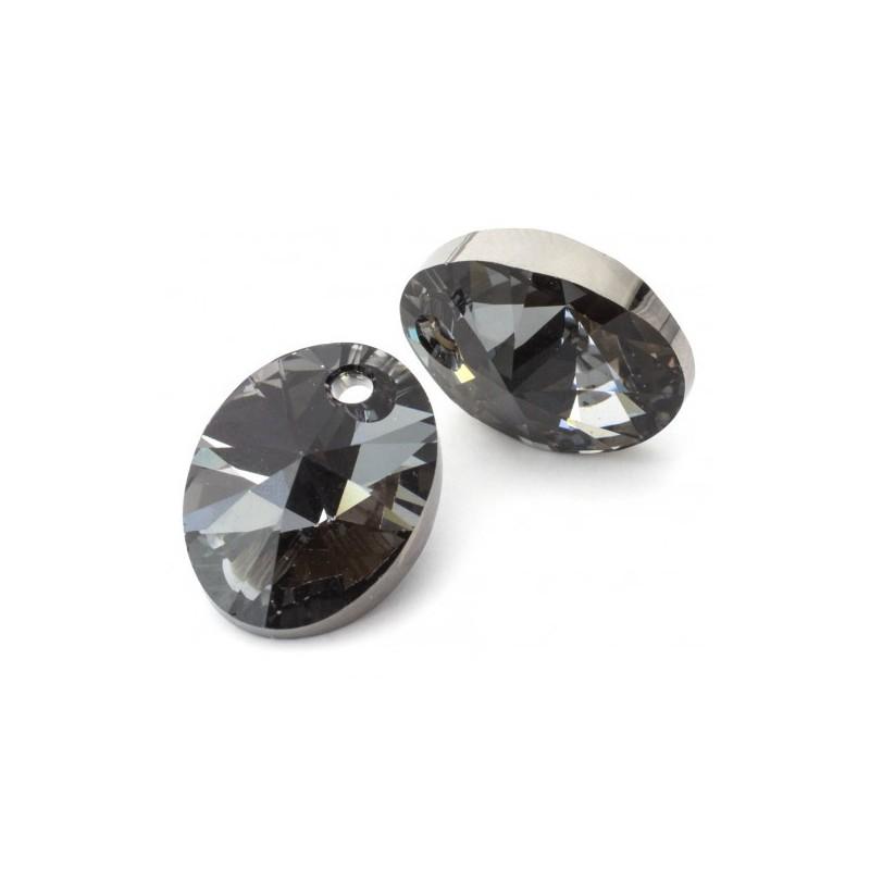 0755-Swarovski Elements 2035 Crystal F 6mm-1buc