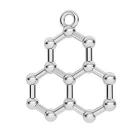 P2205-Swarovski Elements 6730 White Opal 18x11mm