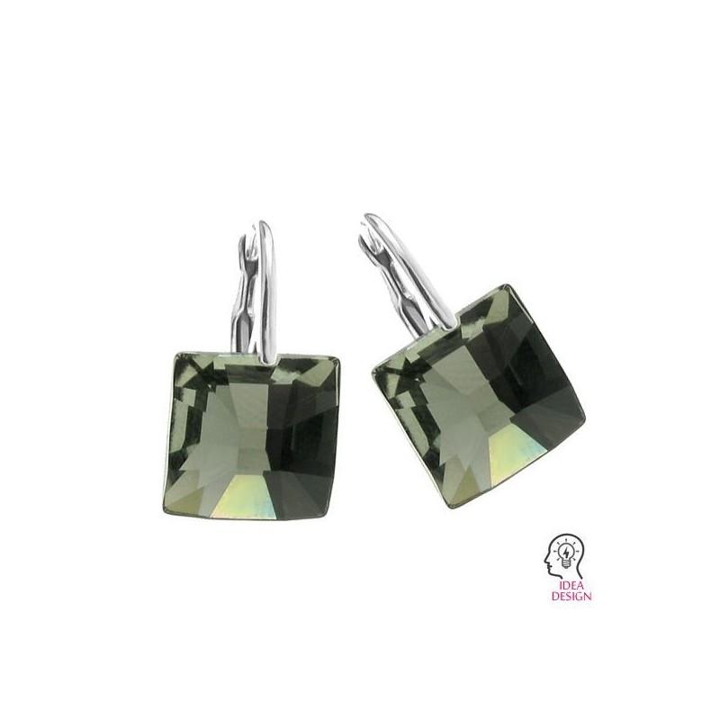 0760-SWAROVSKI ELEMENTS 6428 Crystal Blue Shade 6mm-1 buc