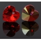 P0004-Swarovski Elements 6228 Light Siam Aurore Boreale 10mm