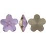 P0004-Swarovski Elements 6228 Light Siam Aurore Boreale 10mm