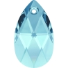 P0080-Swarovski Elements 6106 Aquamarine 16mm-1 buc