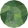 P2506-Swarovski Elements 1088 Palace Green Opal Foiled SS39 8mm