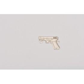P2369-Swarovski Elements 1088 Indian Pink Foiled SS39 8mm